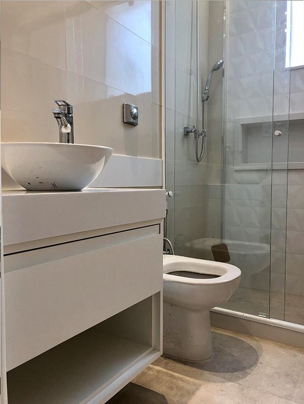 Reforma em Apartamento no Humaitá, RJ