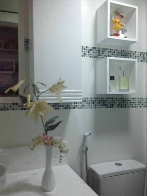 Projeto de arquitetura para Banheiro