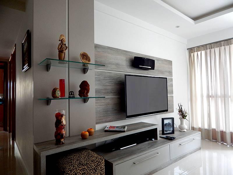 Projeto de Arquitetura em Apartamento no Catete - Quartier Carioca