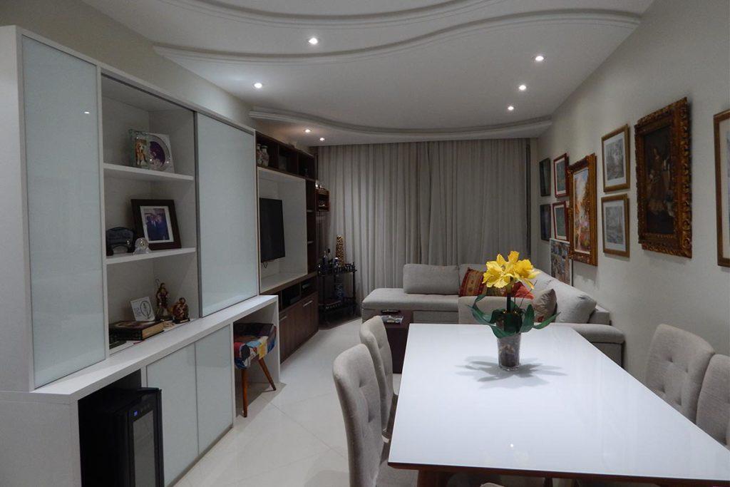 Reforma realizada em lindo apartamento no Alto da Tijuca Rio de Janeiro